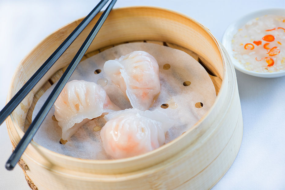 Crystal Shrimp Dumplings