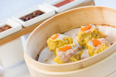 Shrimp & Pork Dumplings, Siew Mai